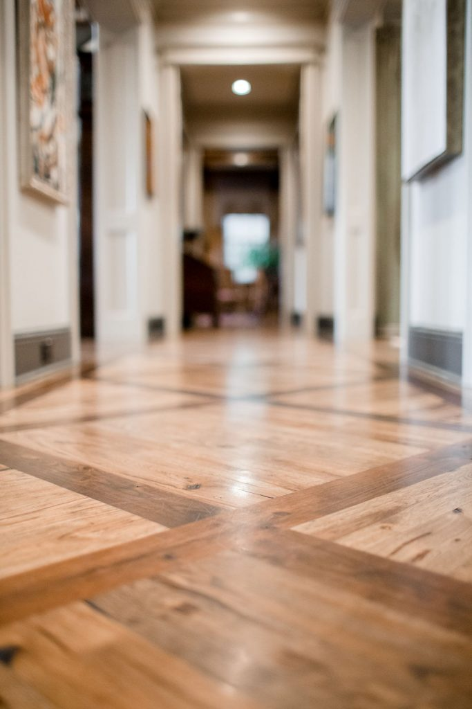 Wood Floor Interior Design