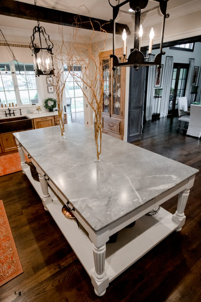 Granite Table Interior Design