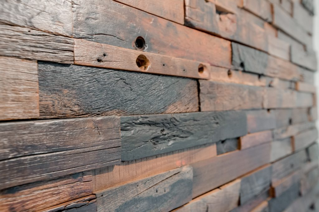 Wood Panels Interior Design